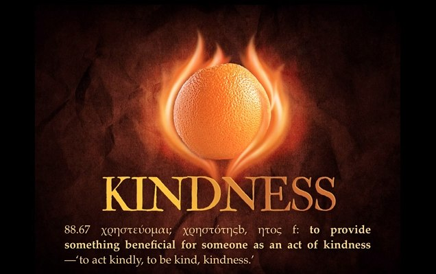 The Fruit Of Kindness