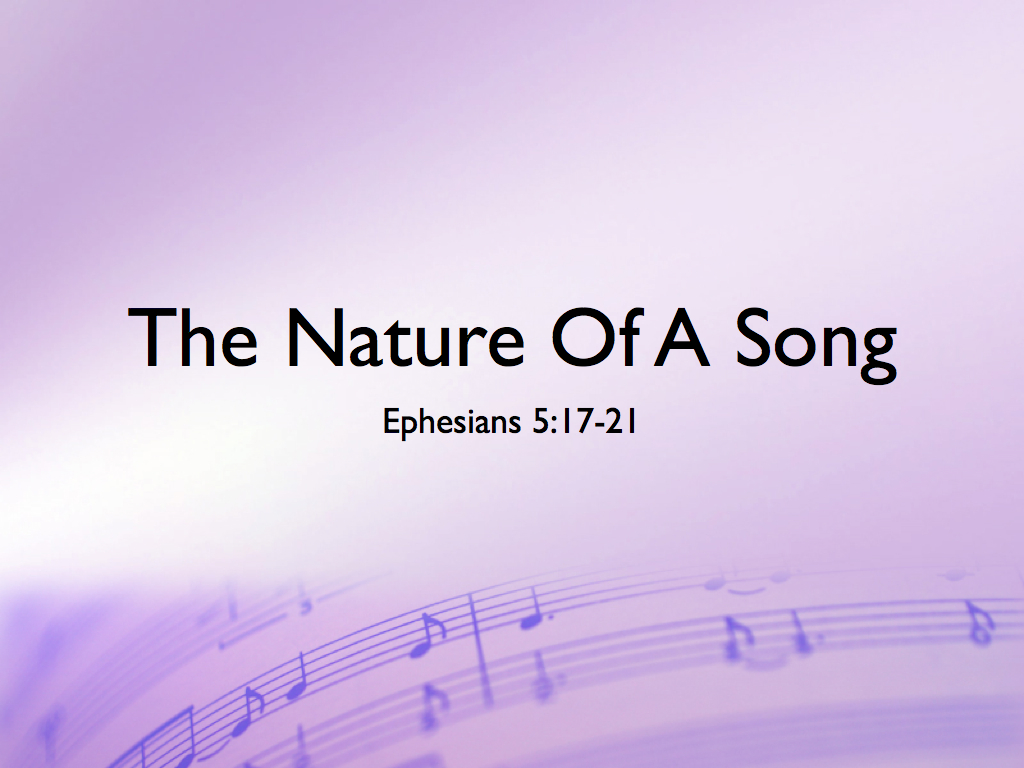 The Nature Of A Song.001